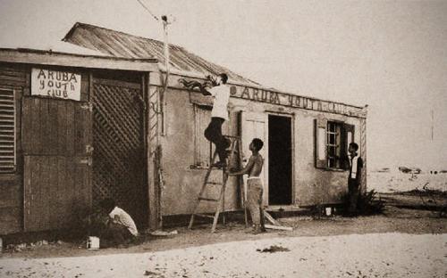 1.961Nos dushi Aruba di antaño